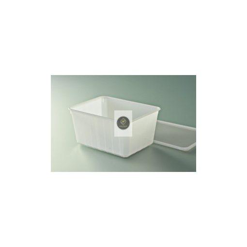 Carty műanyag doboz 1800ml (146x188x92mm) + tető, x100db