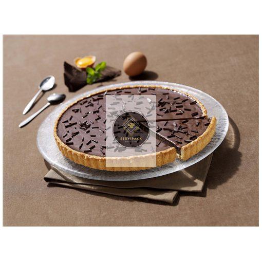 Csokoládé torta 'Grand Arome' (10 szelet x 90 g), gyorsfagyasztott