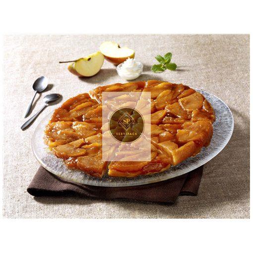 Tarte Tatin 'Gourmande' almatorta (8 szelet x 150 g), gyorsfagyasztott