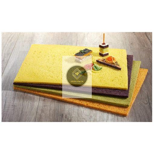Színes kenyérlap mix 300x400mm (5db/csomag)
