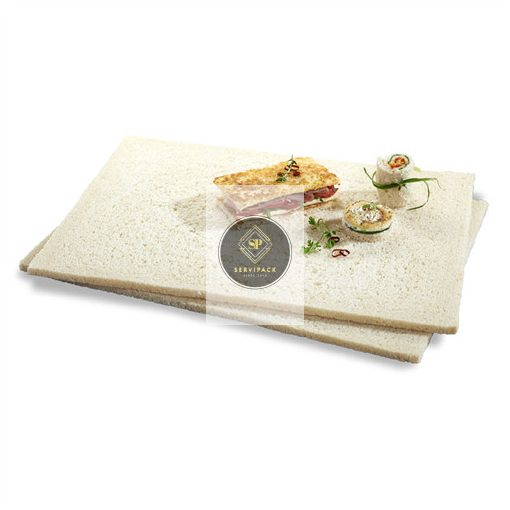 Tradicionális kenyérlap - Natúr (5db/csomag)