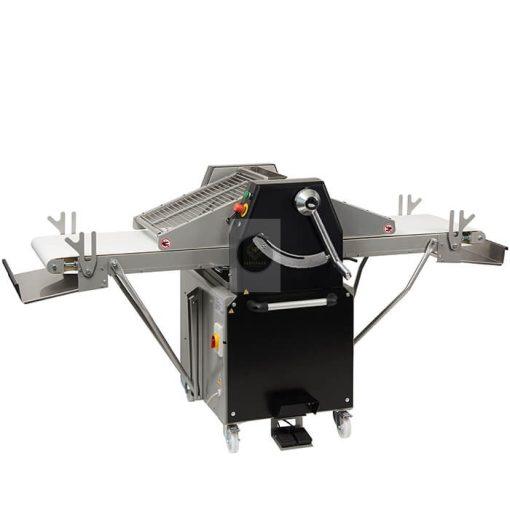 BONGARD RHEA 600L Tésztanyújtógép, állványon