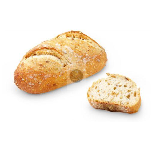 BRIDOR Többmagvas mini kenyér 45g x60, gyorsfagyasztott
