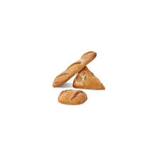 BRIDOR Mini kenyér mix 'LeNotre' 45g x90db, gyorsfagyasztott