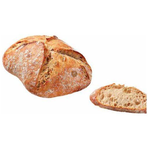 BRIDOR Kézzel formázott hajdinalisztes rusztikus kenyér 450g x16, gyorsfagyasztott