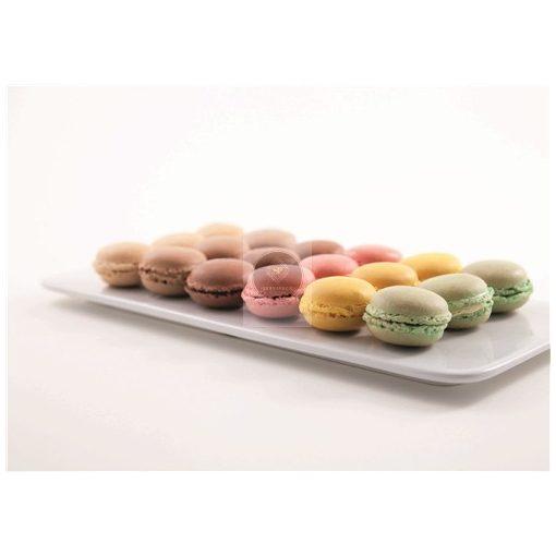 BRIDOR Mini Macaron Mix I 12g x96, gyorsfagyasztott