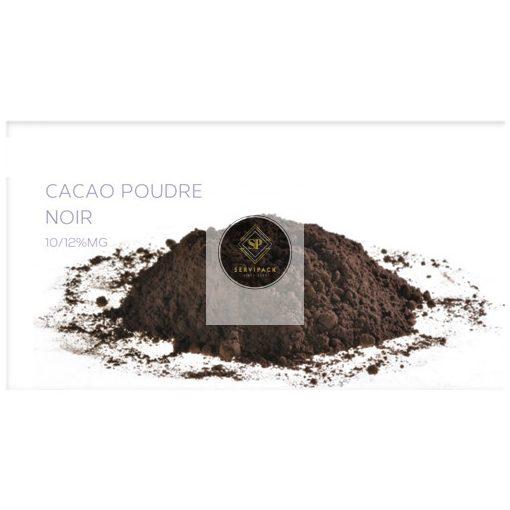 Kakaópor 'Black' 10-12% - 600g