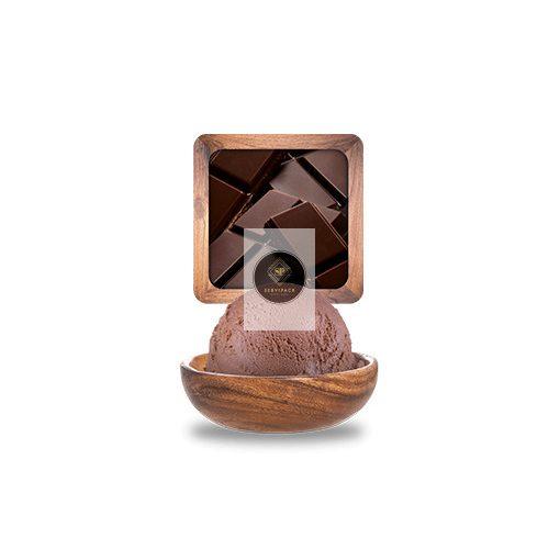 Csokoládé jégkrém 'Artisanales' 2.5L
