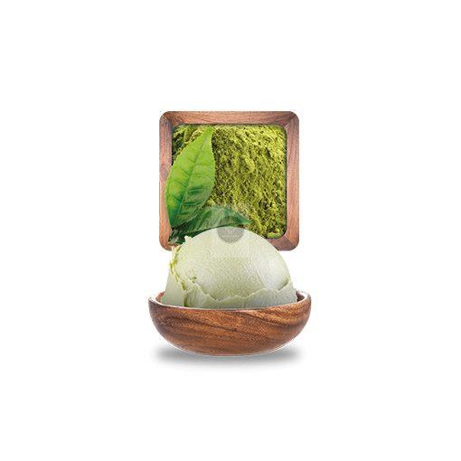 Matcha zöldteás jégkrém 'Artisanales' 2.5L