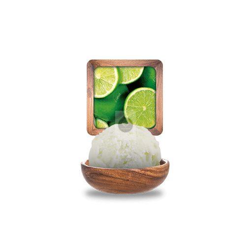 Lime sorbet 'Plein Fruit' 2.5L