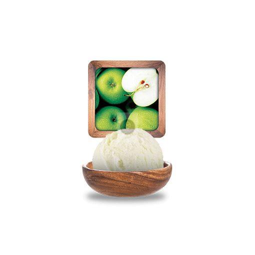 Zöldalma sorbet 'Plein Fruit' 2.5L