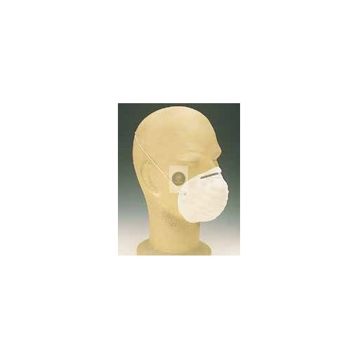 Higiéniai maszk, fehér, egyszerhasználatos x50