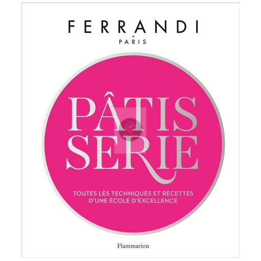 Könyv 'Patisserie FERRANDI' (FR)