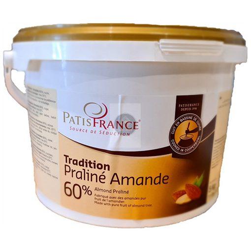 Mandula praliné 60%, 5kg