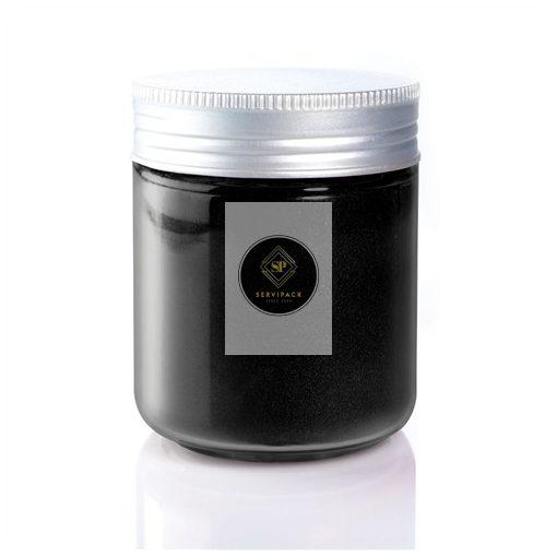 Zsírban oldódó fekete természetes ételfesték - 25g