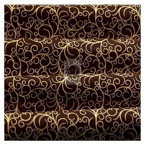 """17 Mintás transzferfólia csokoládéhoz """"Arabesques"""", 40x25cm"""