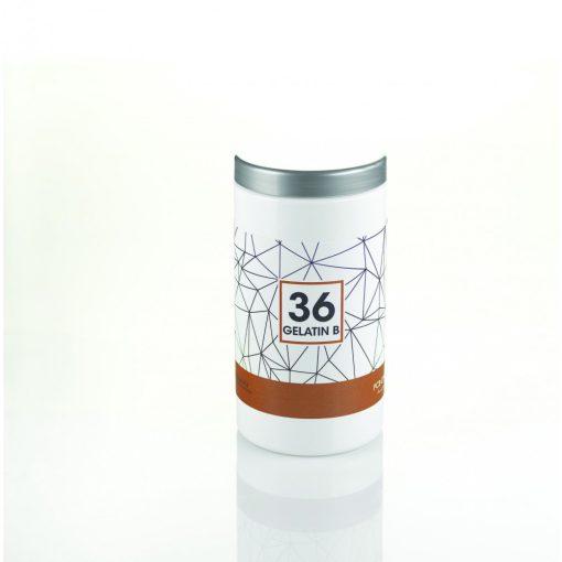 Étkezési zselatin B 36  szarvasmarha eredetű