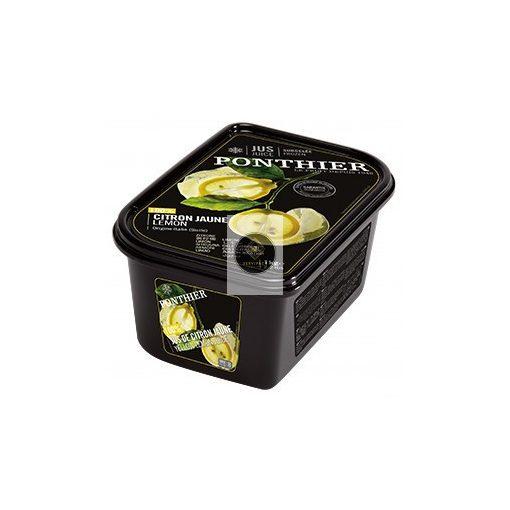 PONTHIER Cukormentes citrompüré, gyorsfagyasztott - 1kg