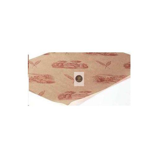Csomagolópapír ív barna 'Kraft' 600x400mm, x10kg