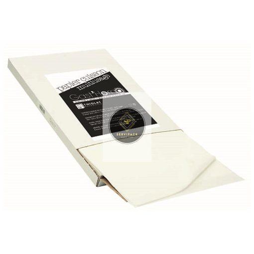 Sütőpapír két oldalon szilikonozott 530x325mm (GN1/1), x500ív